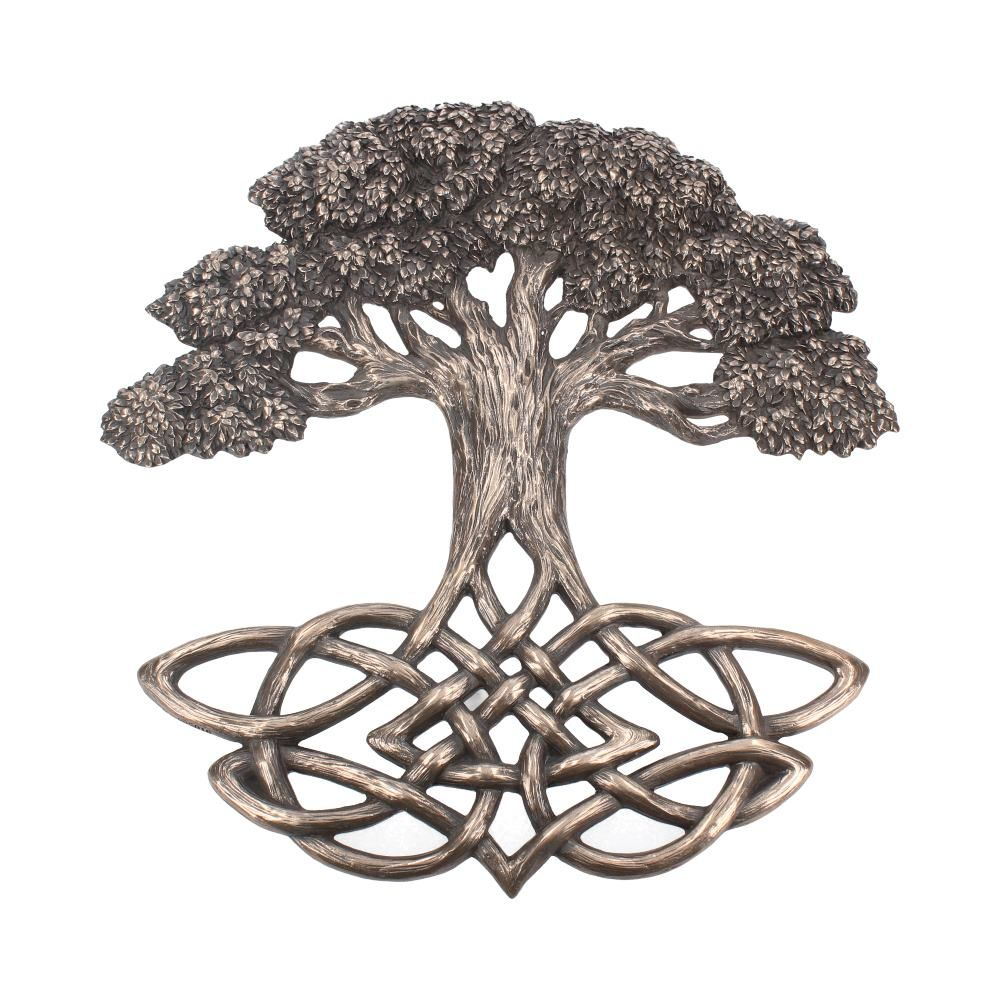 Tree of Life Wall Plaque (33cm)