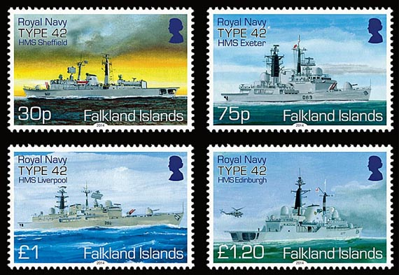 02_Falkland Islands Type 42s Setjpg