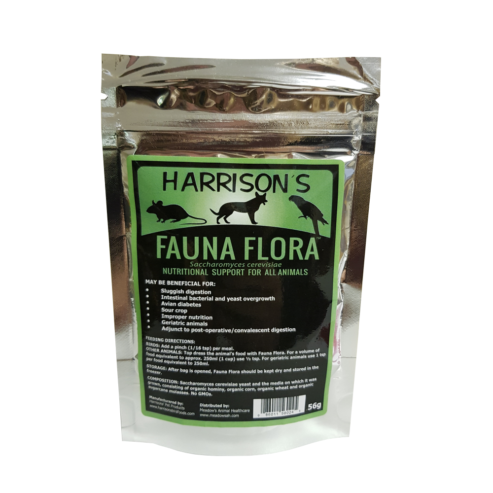 Harrison's Bird Foods Fauna Flora