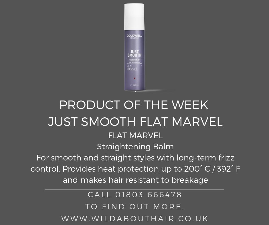 Our product of the week Flat Marvel