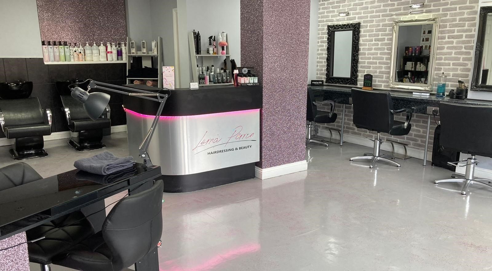 Lorna Perrin Hairdressing & Beauty