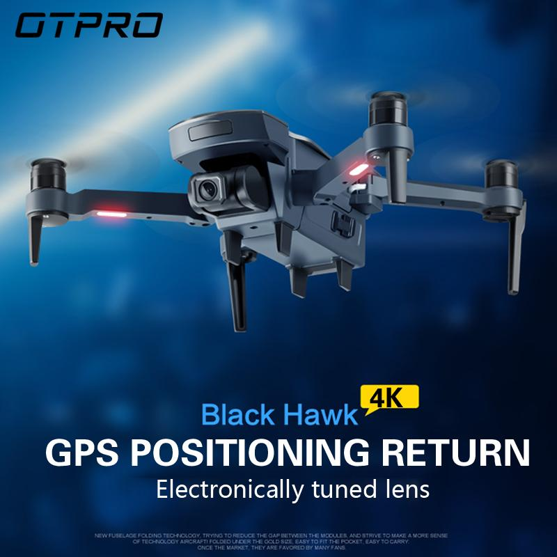 OTPRO Mini Drone GPS 5.8G 1KM Foldable Arm