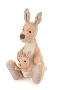 Alice the Kangaroo - Soft Toy EG001