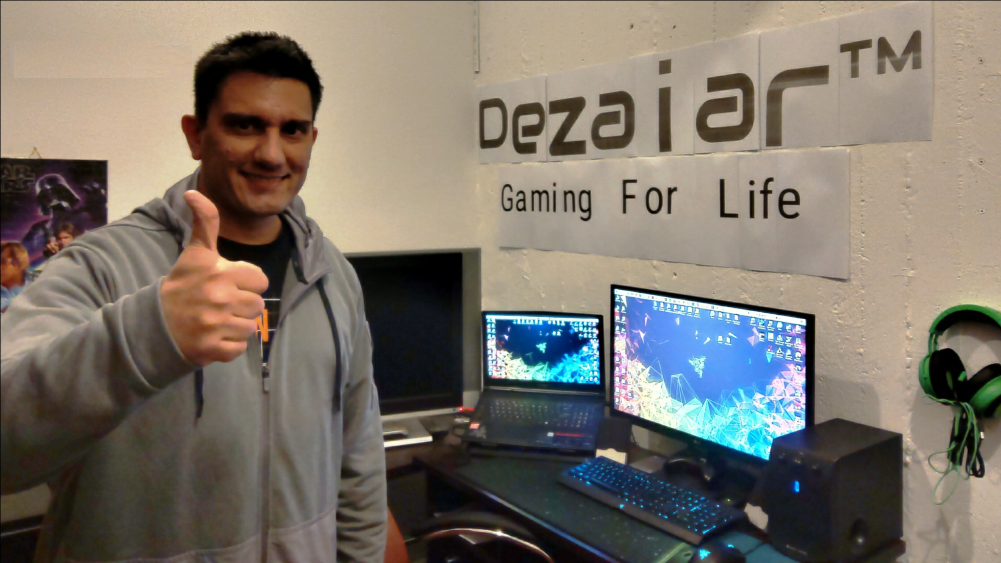 Dezaiar™ Gaming For Life™