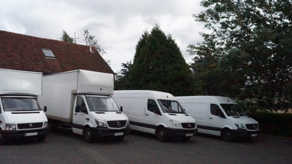 Office Removals Hereford