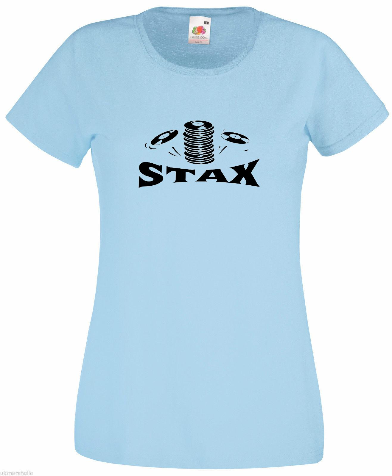 Ladies Stax T-shirt