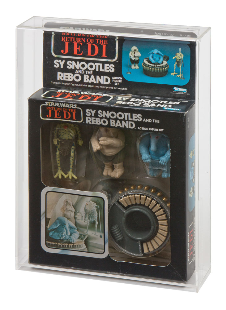 Star Wars Black Series 6-inch Boxed Figure Acrylic DISPLAY CASE