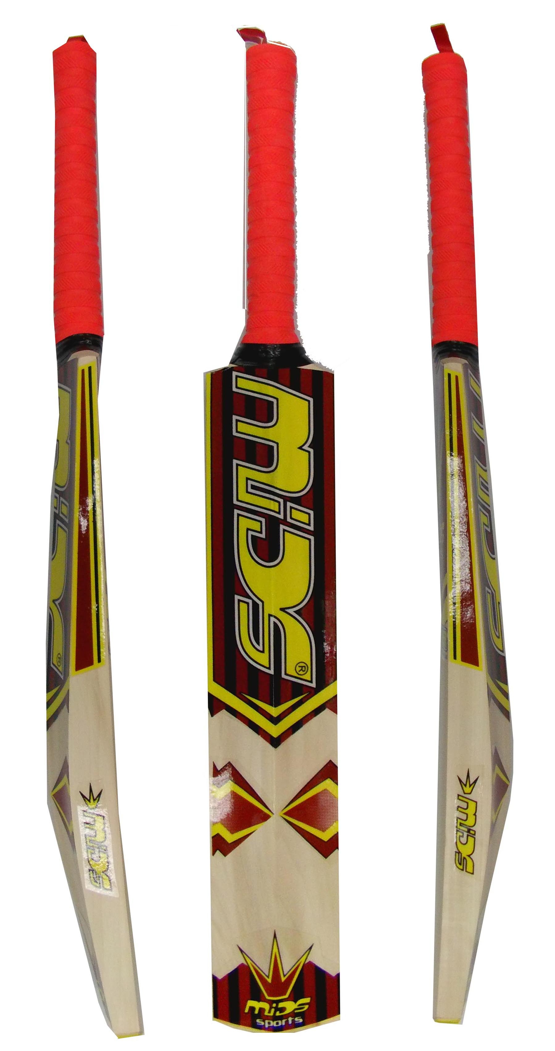 New Mids Z power Cricket Senior Bat Free Shoulder Bag