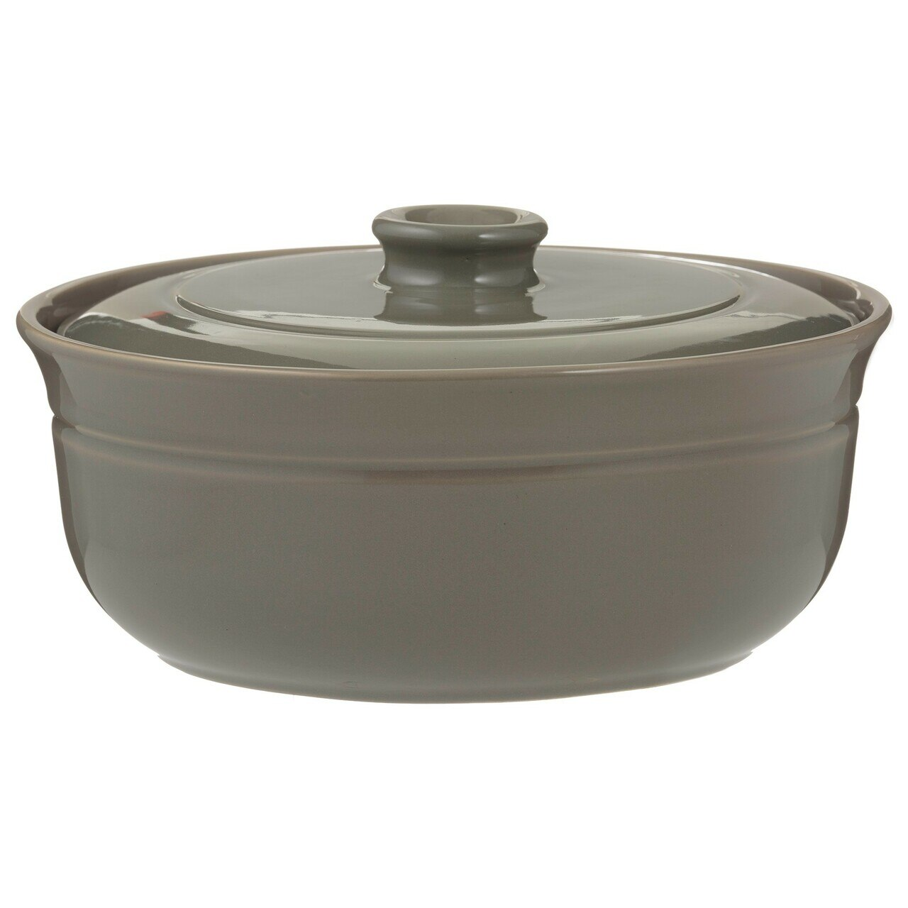 Typhoon World Foods 25CM Casserole Dish With Lid