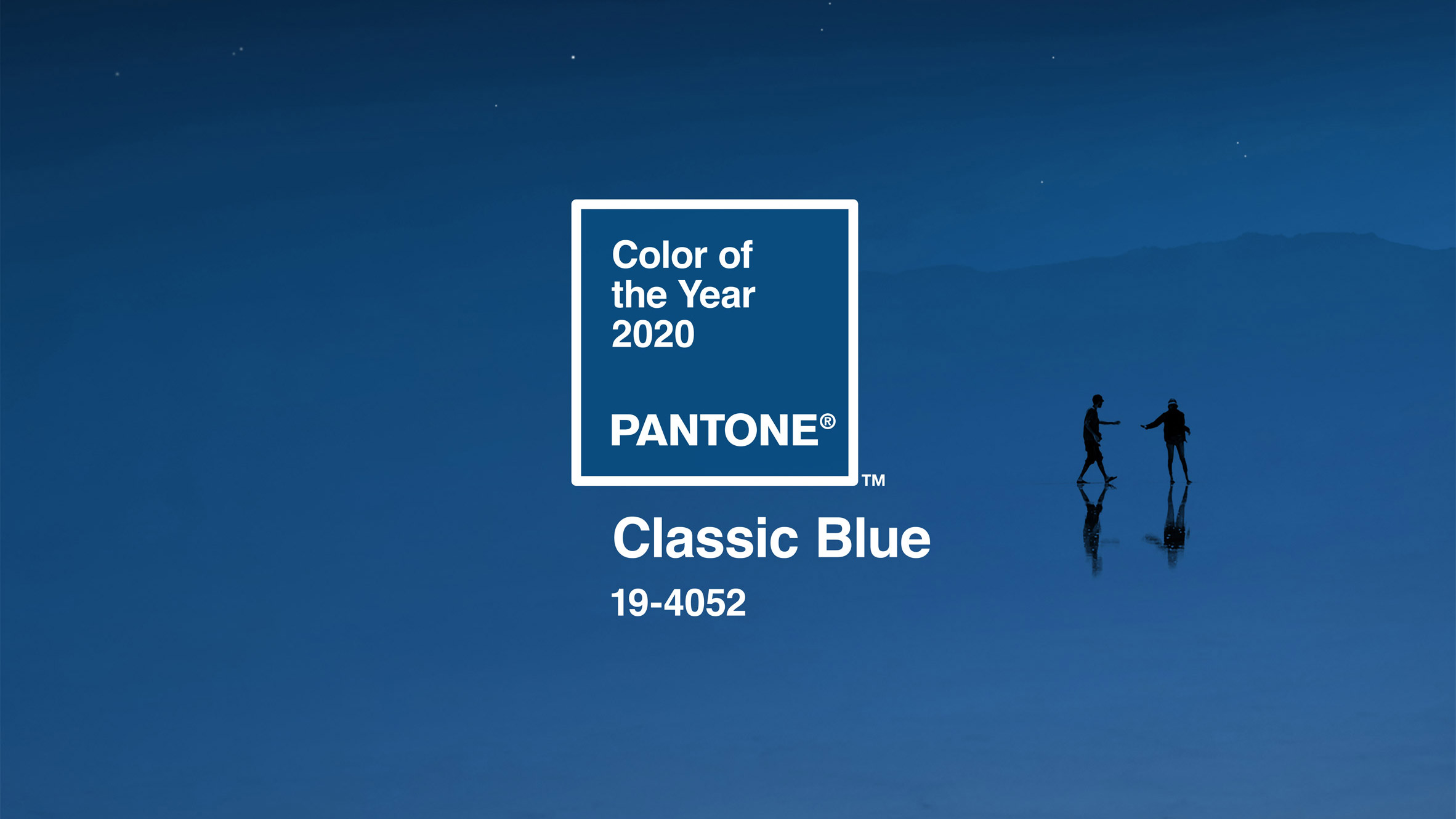 Adding Pantone's Classic Blue to the home