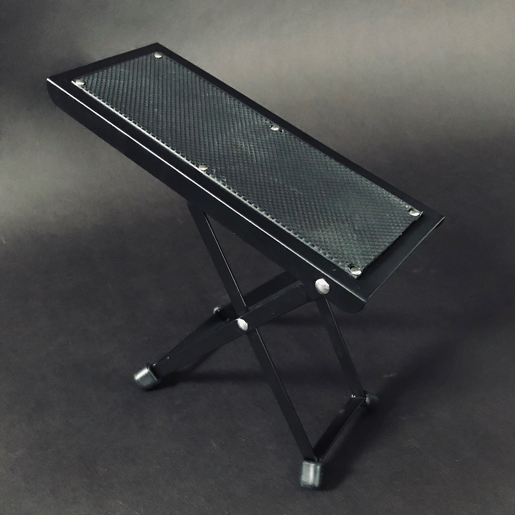 Guitarist's Adjustable Footstool - New Stock