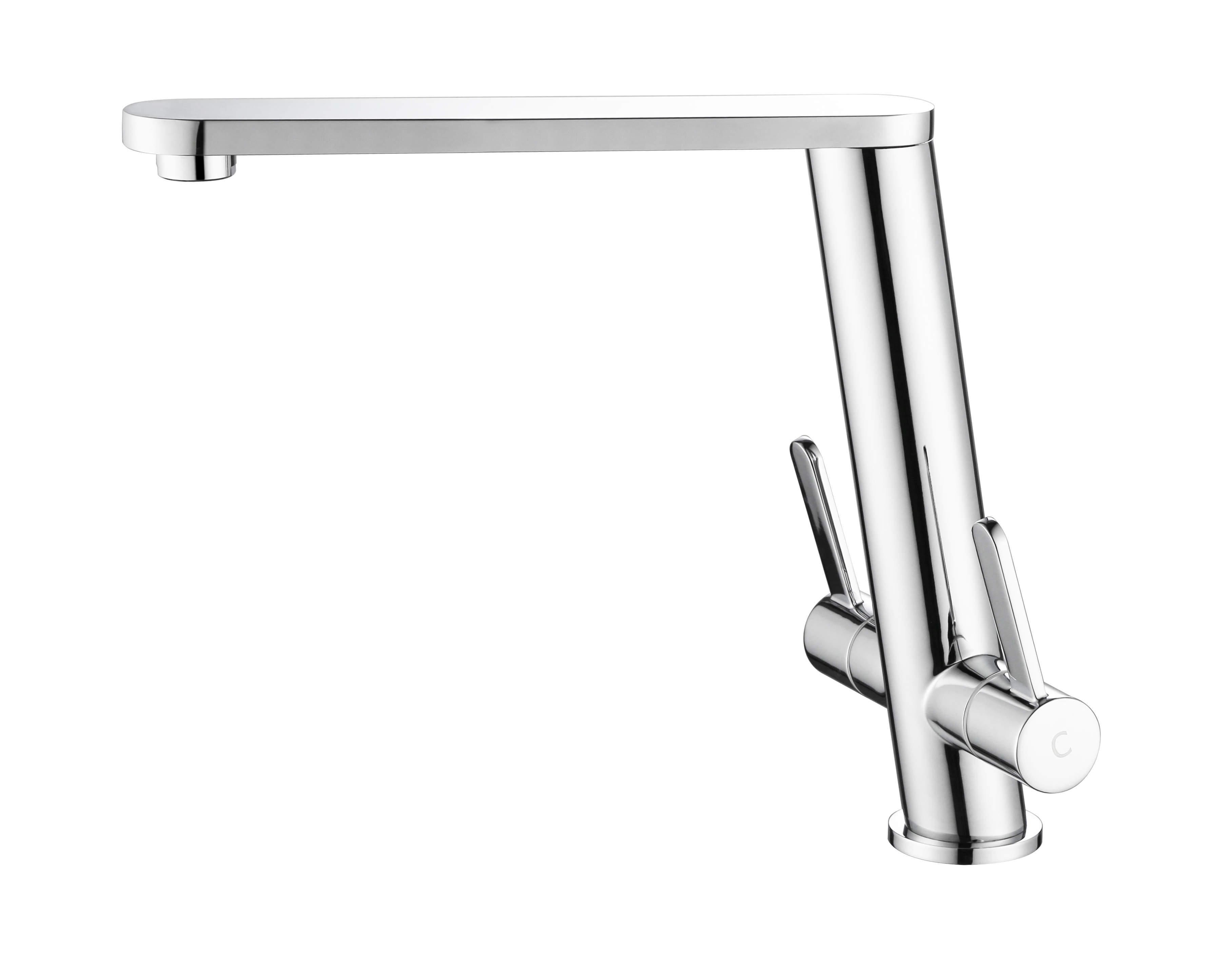 Dublin Kitchen Mixer Tap (Chrome)