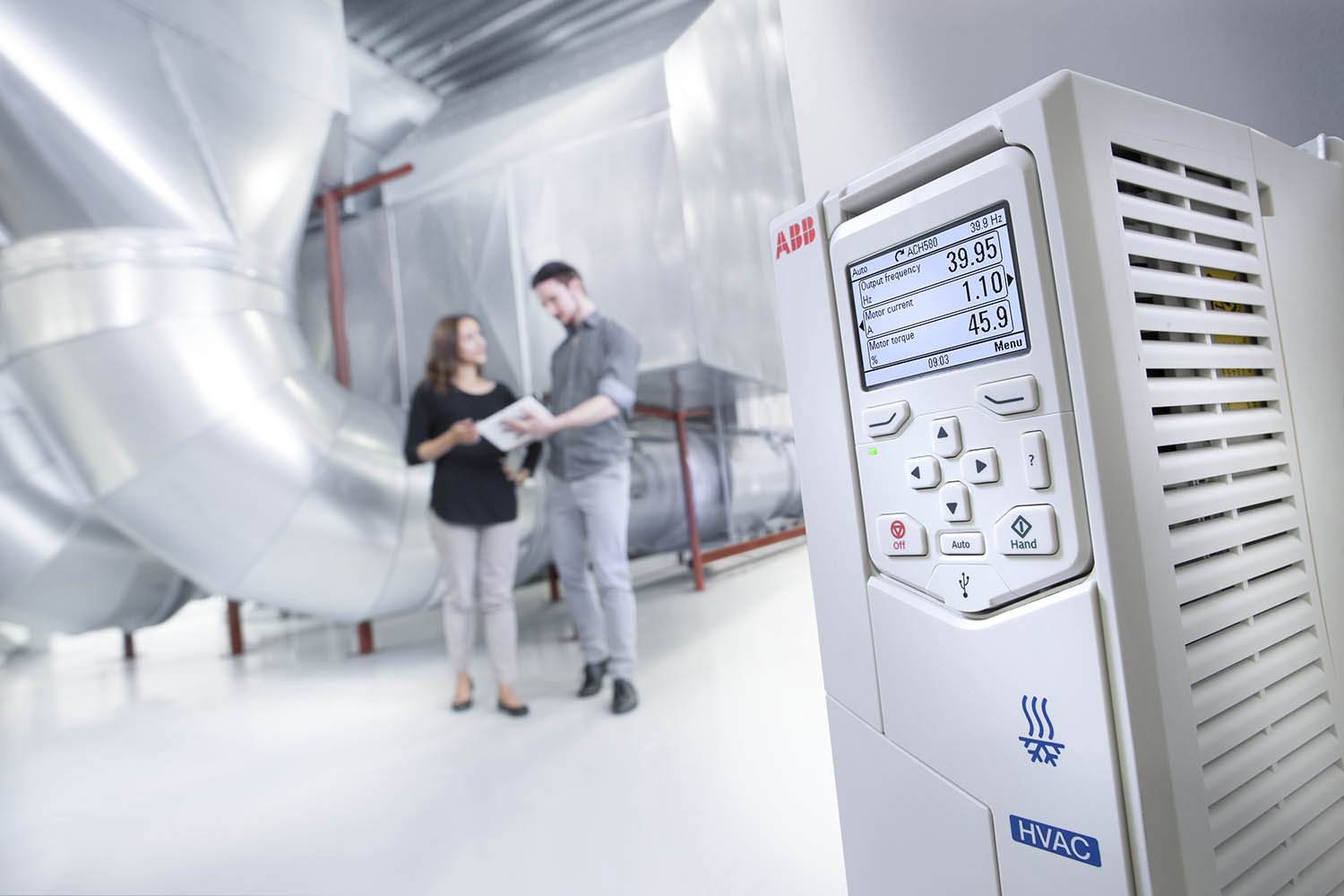 ABB ACH580 Inverter Drives