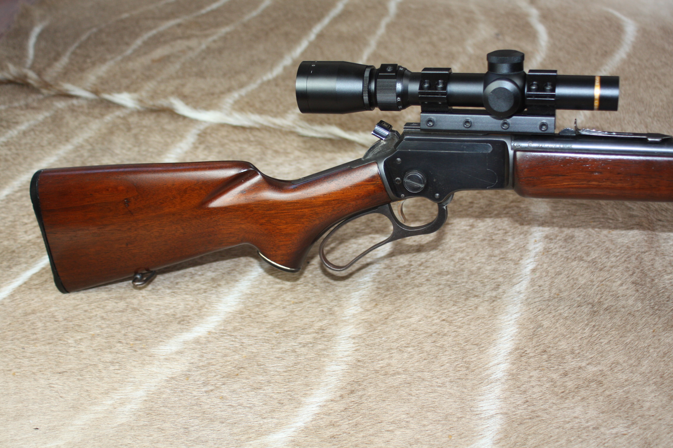 Marlin 39A .22LR Lever Action Rifle