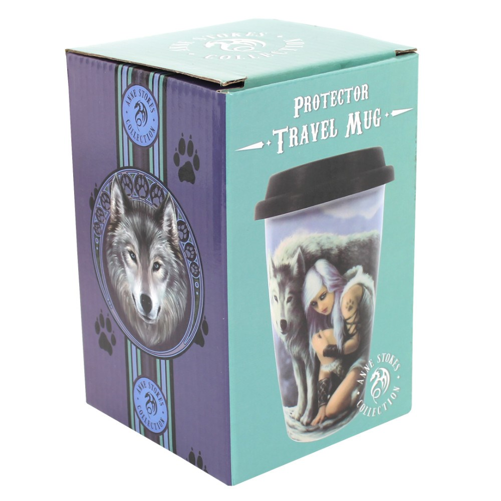 PROTECTOR TRAVEL MUG BY ANNE STOKES