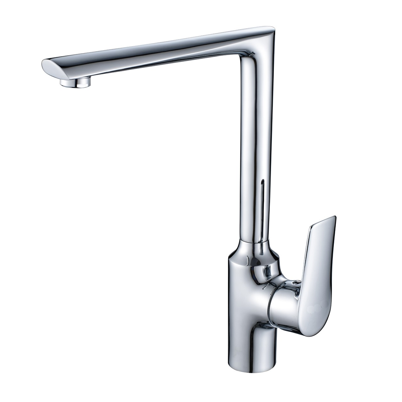 Dobby Kitchen Mixer Tap  (Chrome)