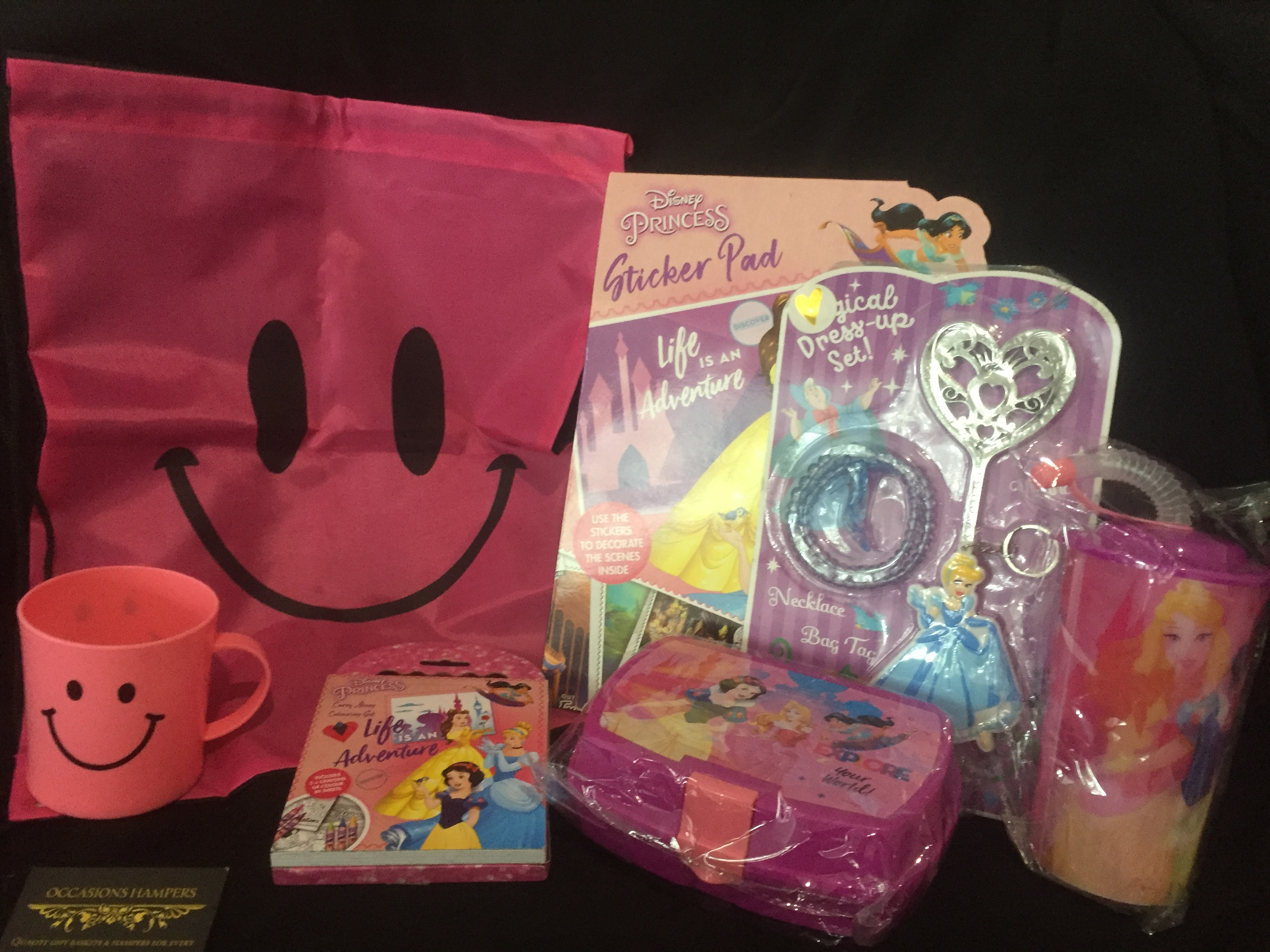 Disney Princess SMILE Gift Set