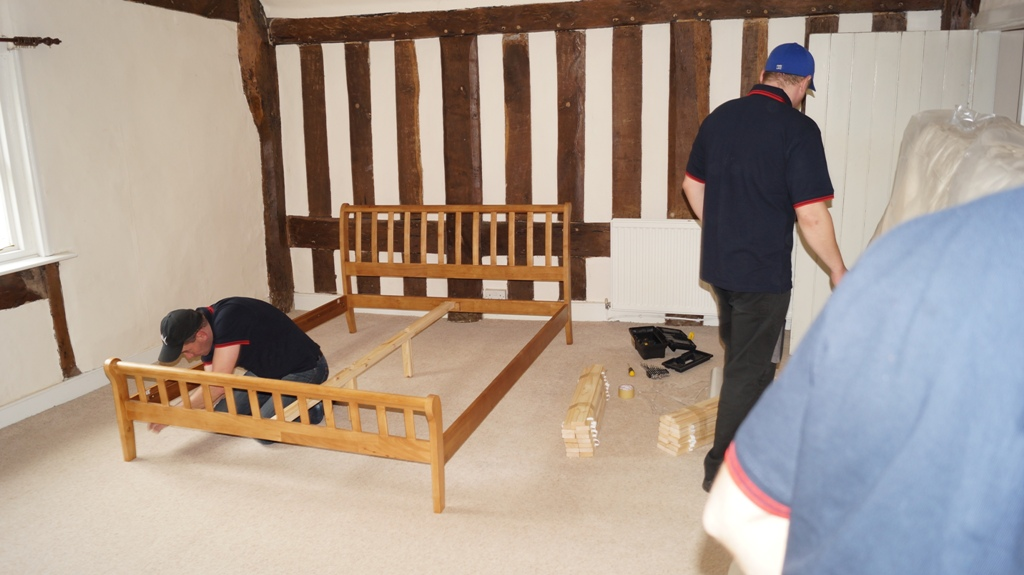 House Removals Market Drayton