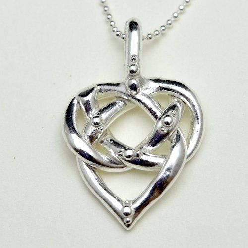 Celtic Charm Pendant by Tracey Spurgin