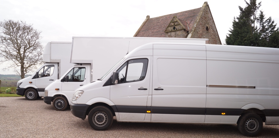 WHG Removals Vans