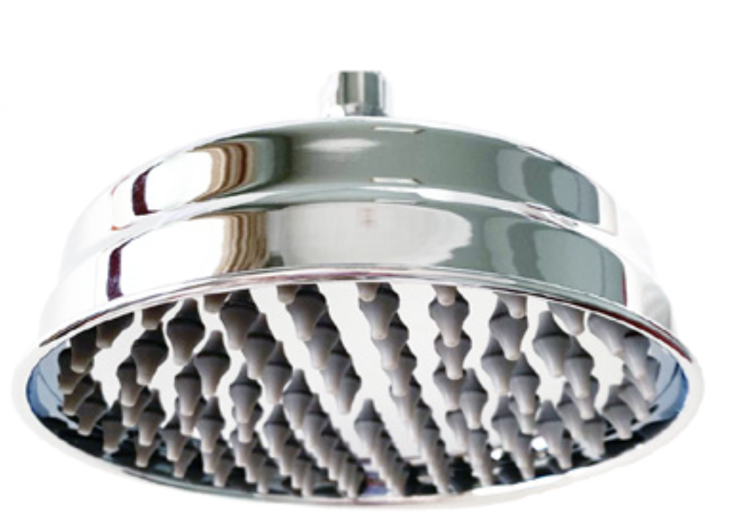"6"" Stainless Steel Traditional Shower Head"