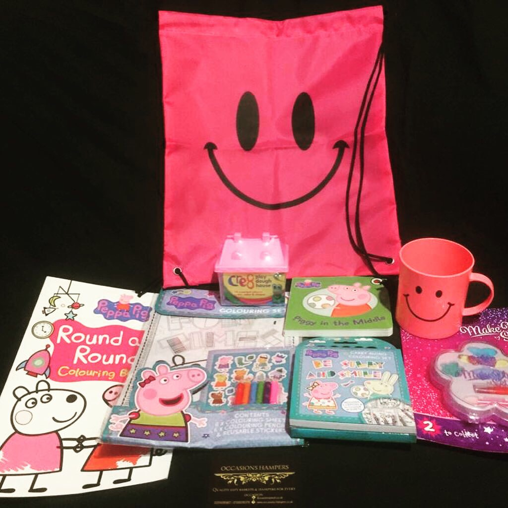 Peppa Pig SMILE Gift Sets