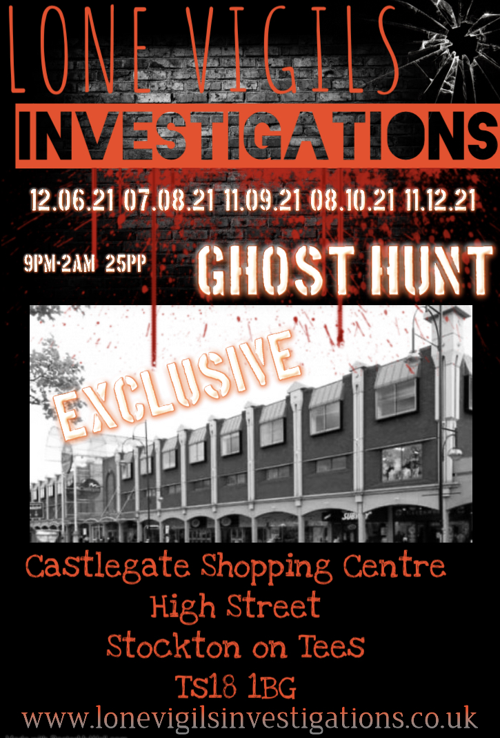 EXCLUSIVE Castlegate Shopping Centre, Stockton on Tees 2021 Dates