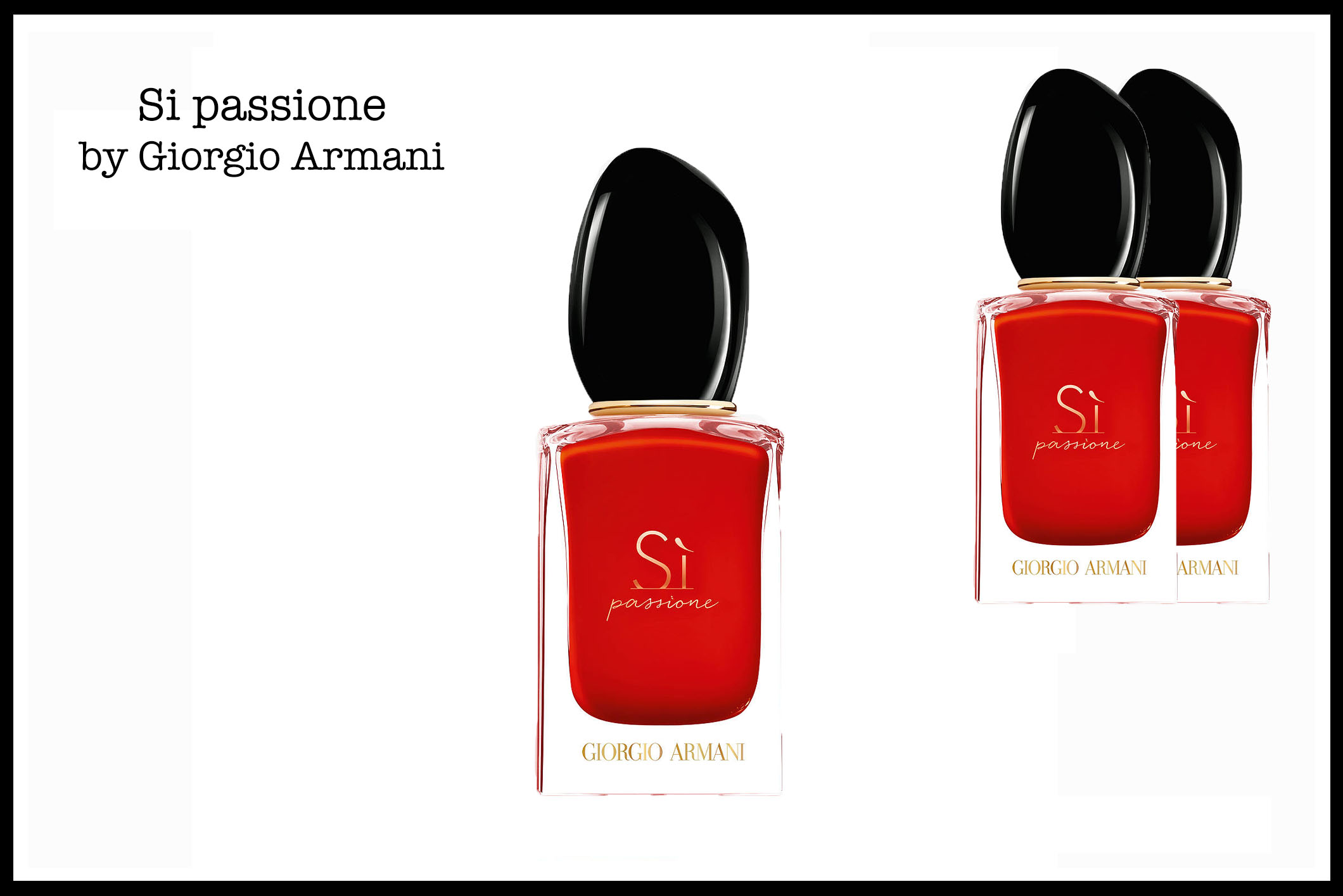 'Si' by 'Giorgio Armani' what's it like?
