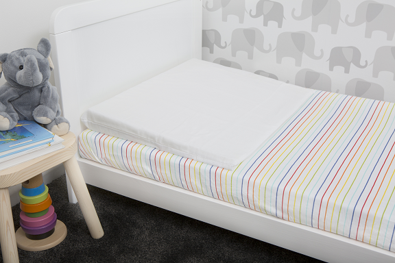 Cot Bed Mattress Wedge With Cover