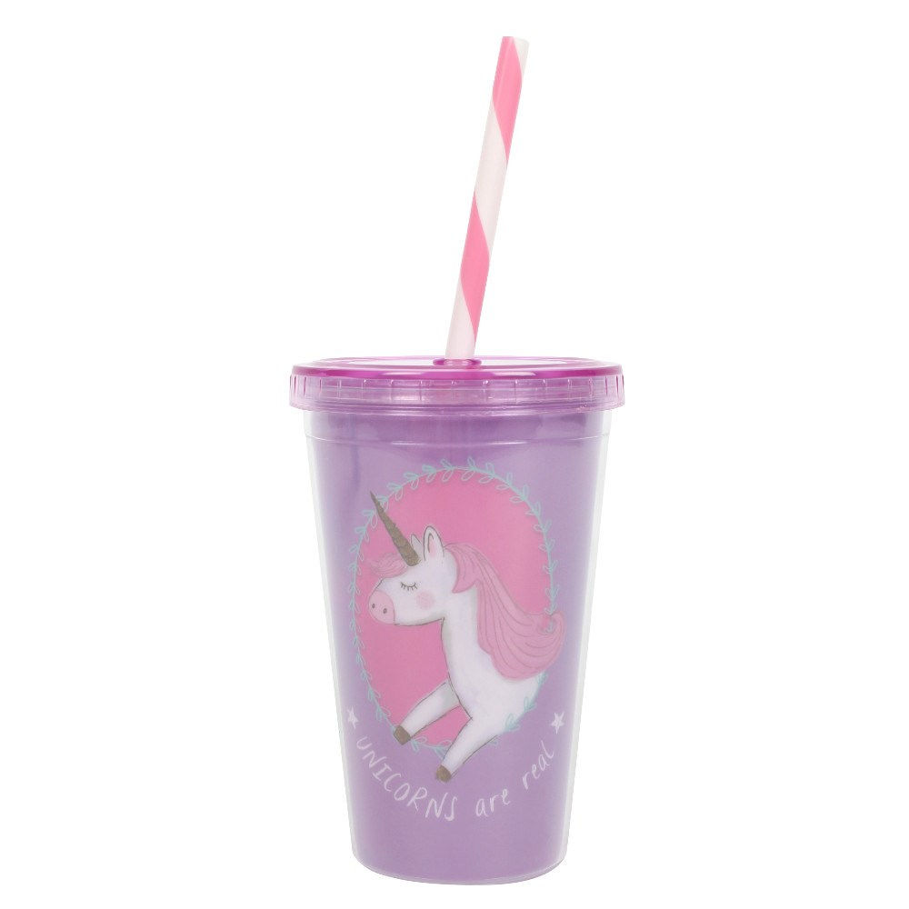 Unicorn drinking cups