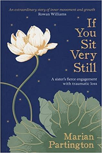 Book cover - If You Sit Very Still