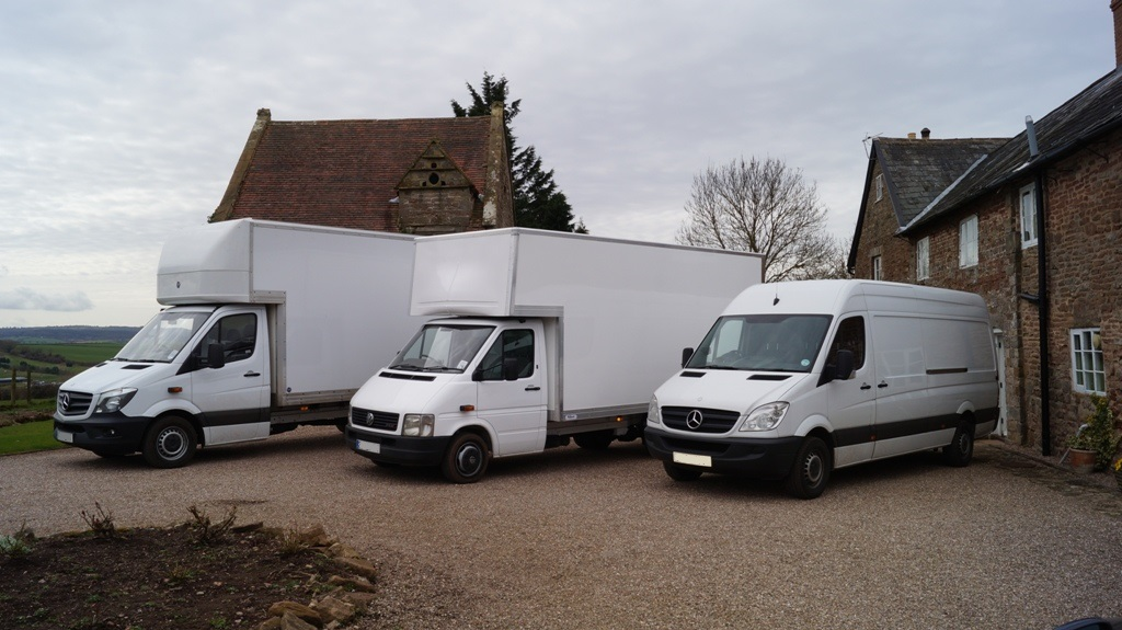 House Removals Droitwich