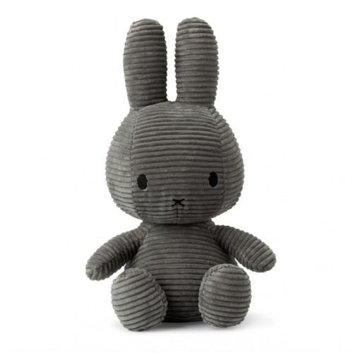 Miffy Toys in Grey