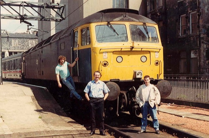 47375 Glasgow Central