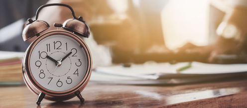 HR Grapevine: - How to guarantee you leave the office on time