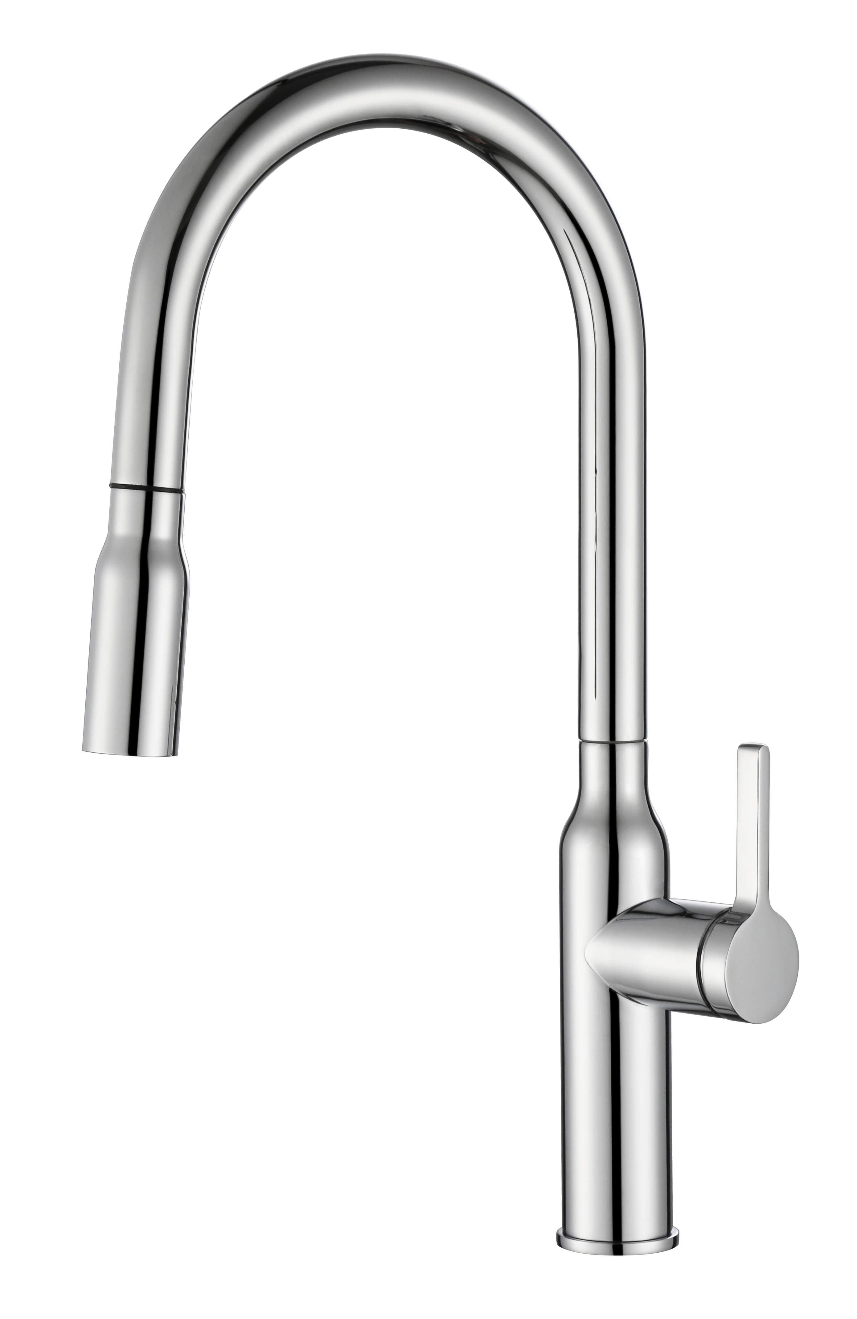 Oslo Pull Out Kitchen Mixer