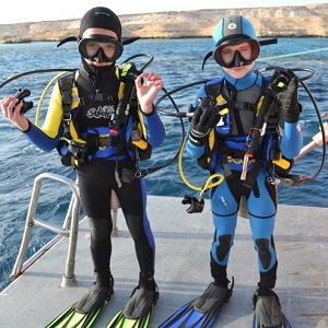 Padi Junior Rescue Diver