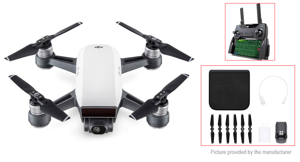 Authentic DJI SPARK R/C Quadcopter Drone Kit