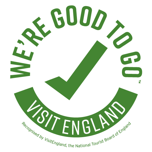 We're Good To Go, Visit England