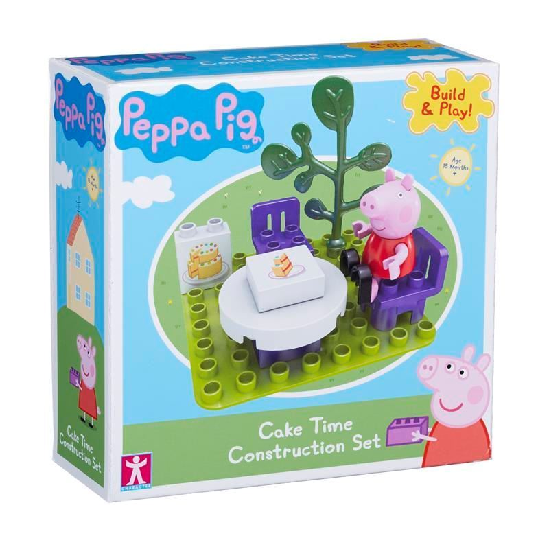 Peppa Pig Construction Set