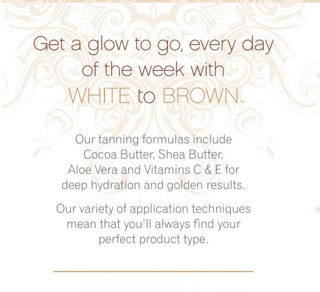 Beauty Products - Self Tanning Lotion