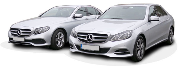 Executive Car Service with Mercedes Cars