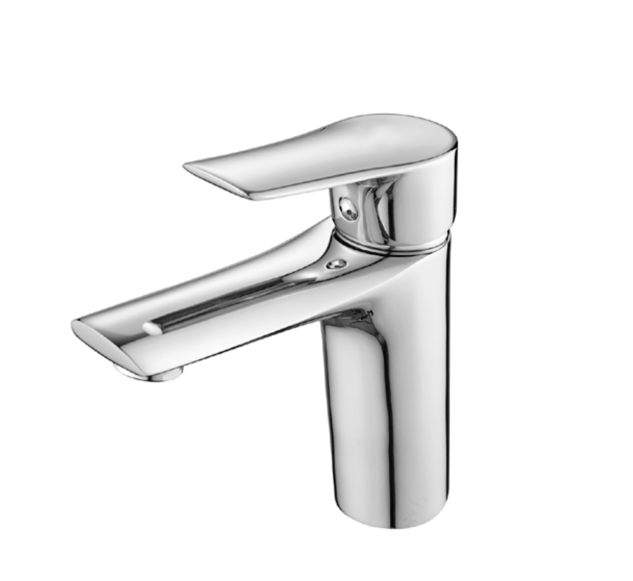 Dobby Long Reach Basin Mono Mixer