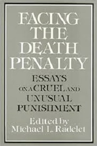 Book cover - Facing the Death Penalty
