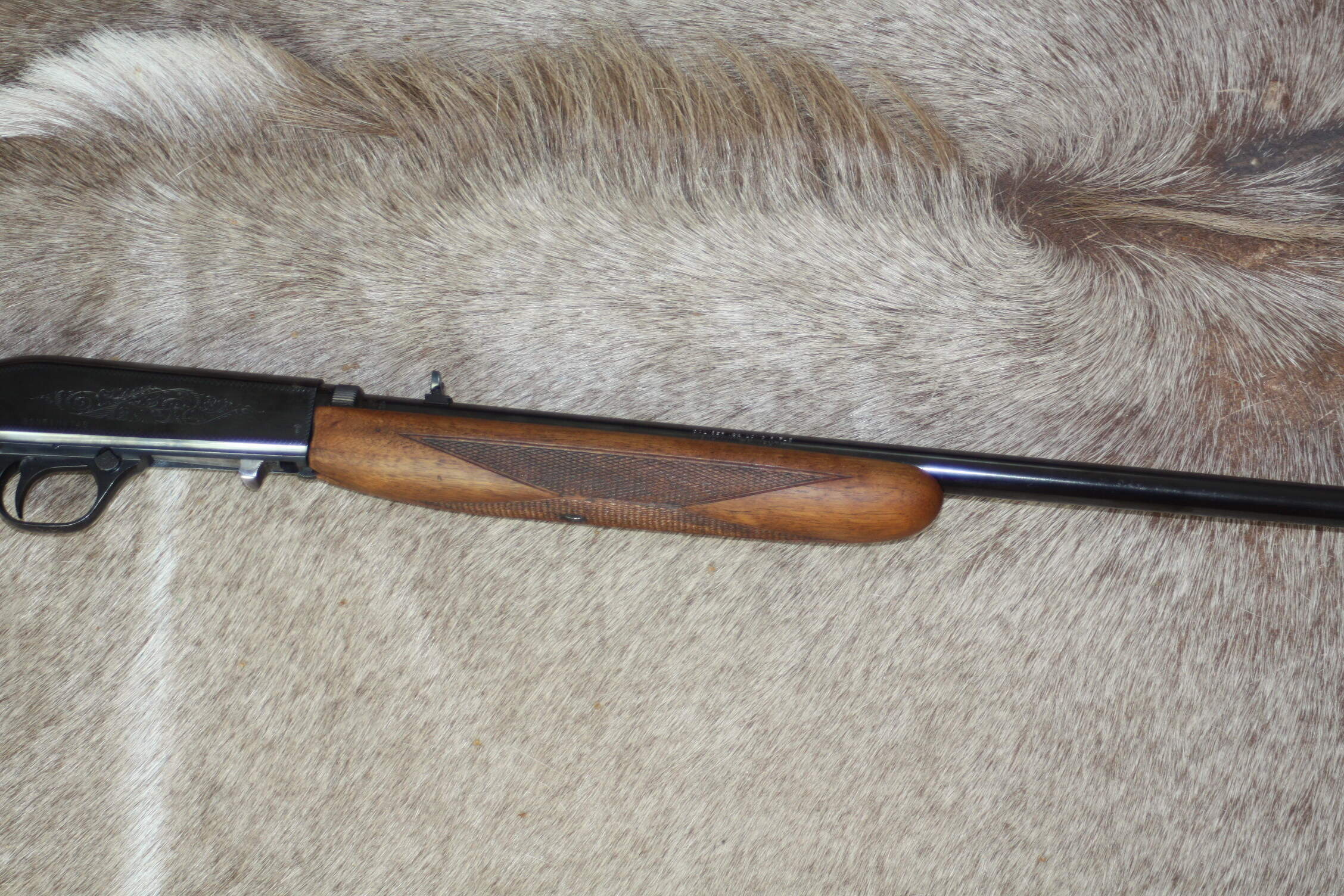 Browning SA22 .22 LR semi auto rifle