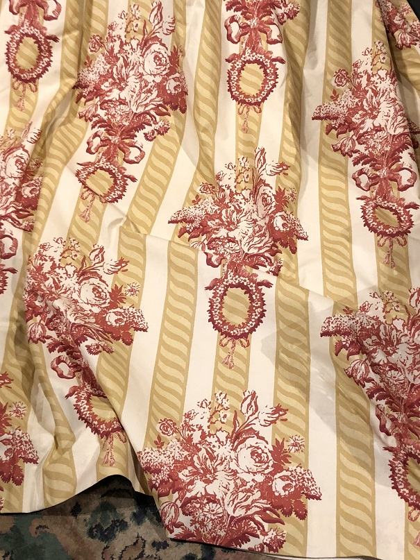 Lovely Busby & Busby 'Summerhouse' Curtains W130 D90
