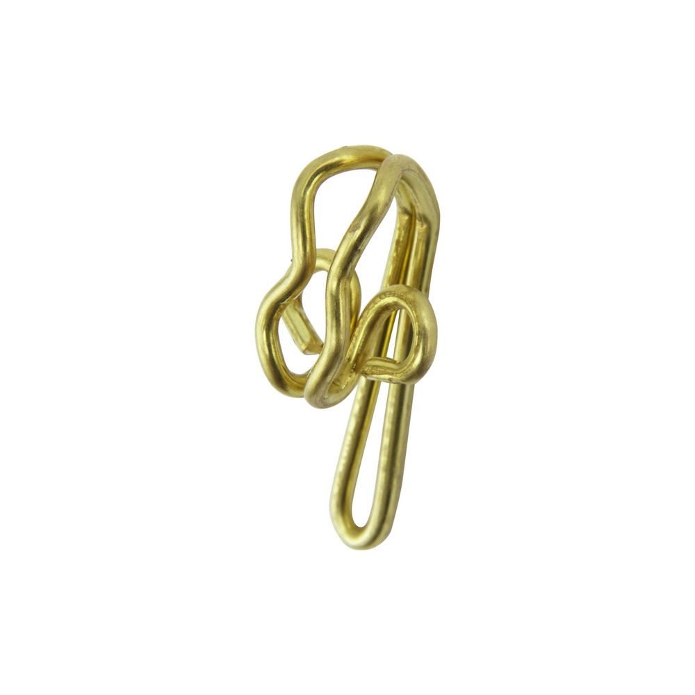 Curtain Hooks Brass (Electro plated)