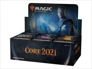 Core Set Booster Display