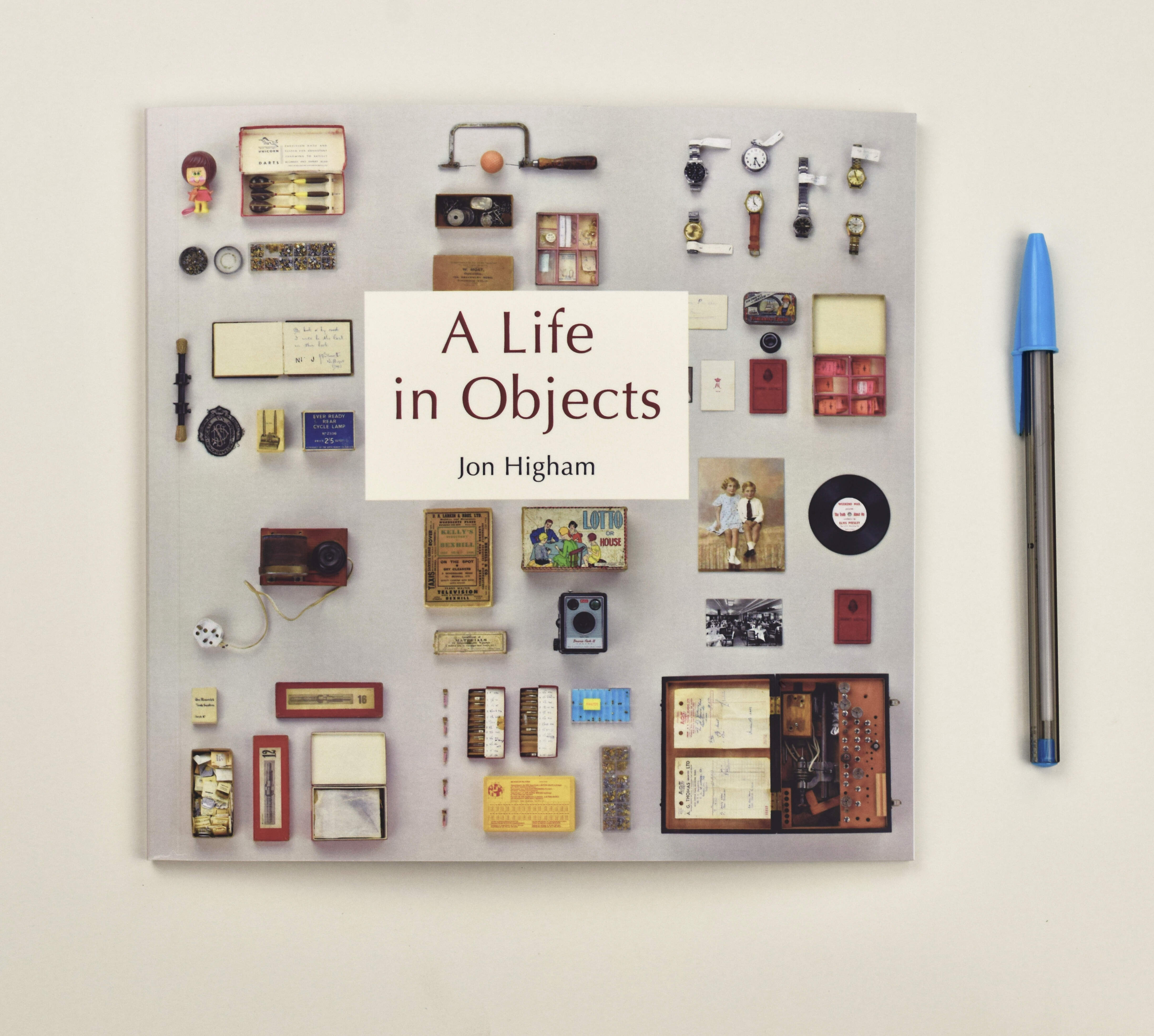 A Life in Objects 21cm x 21cm Edition (UK Edition) *Now in Stock*