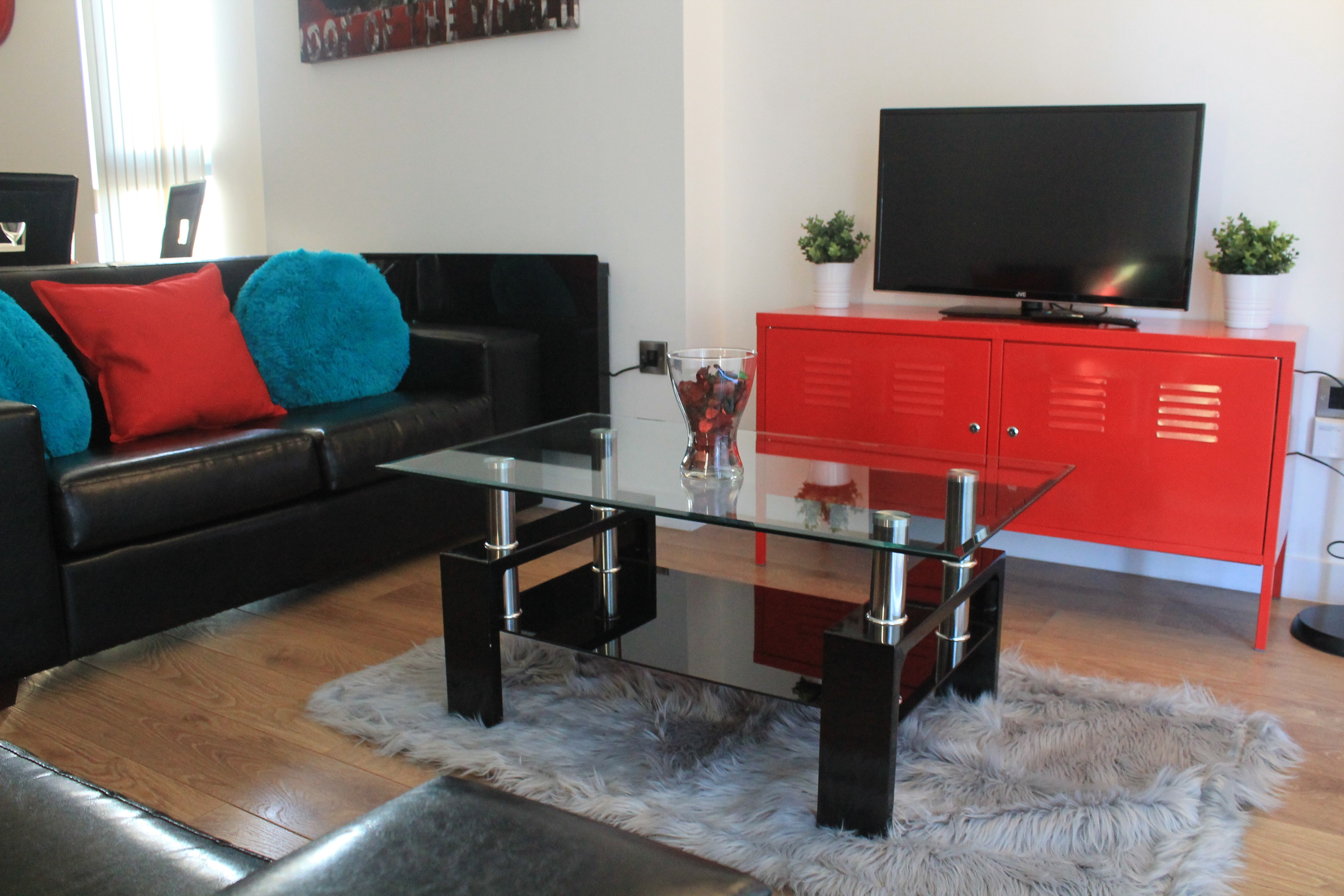 Snapos Luxury Serviced Apartment Blonk Street Sheffield